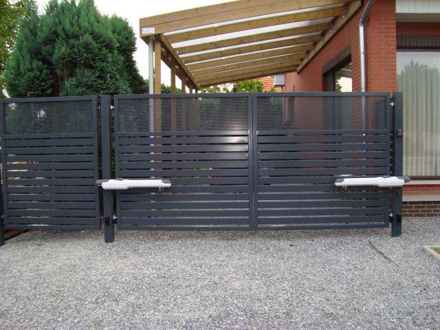 serra 320 installatievoorbeeld