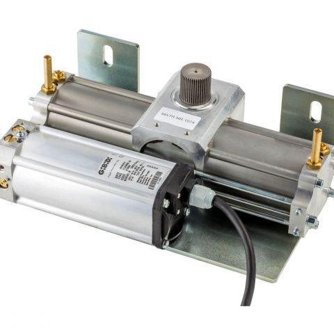 FLOOR 850 ondergrondse hydraulische draaihekopener