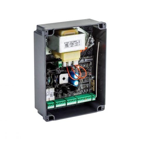 BE24 stuurkast voor 2 x 24Vdc draaihekopeners