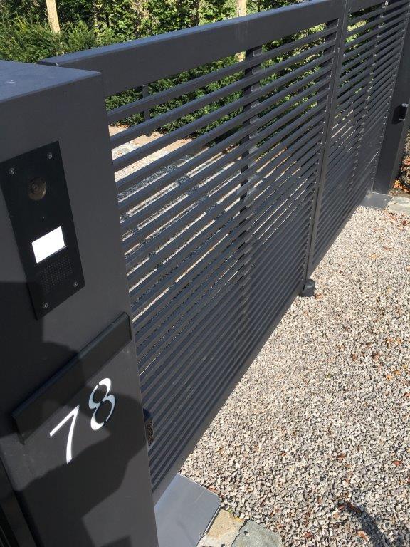 metelen draaihem met gibidi floor 850 880 automatische hekopener door mattelé alain