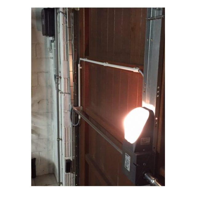 gibidi autobox 3000 autobox3024 automatisatie voor de binnen de gevel blijvende garagedeur