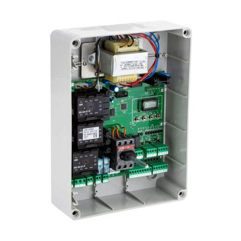SC380 bedieningskast voor 1 motor op 220V of 220-380V driefasig