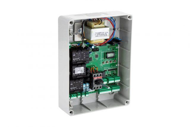 gibidi sc380 bedieningskast voor 1 motor op 220V monofasig of 220-380 V driefasig