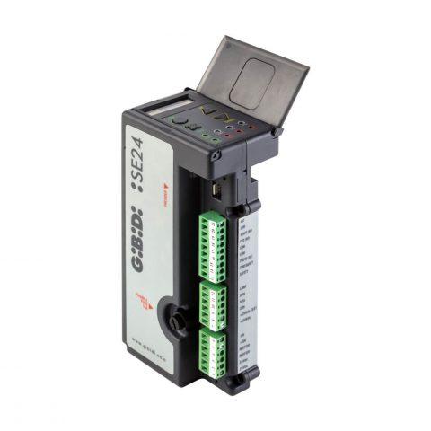 SE24 controller voor schuipoort automatisering