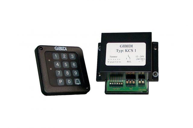 codeklavier 90008 kcs1 1 relais 1 code