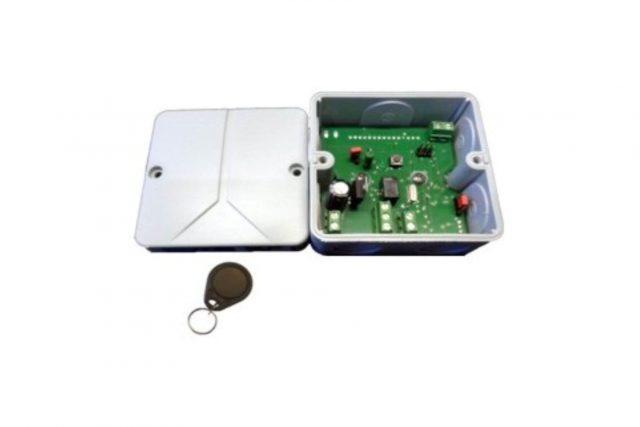 gibidi kit met magnetische sleutellezer RFI90 90490