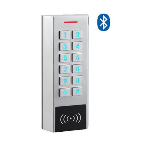 Codeklavier met kaartlezer en bluetooth 99101BT
