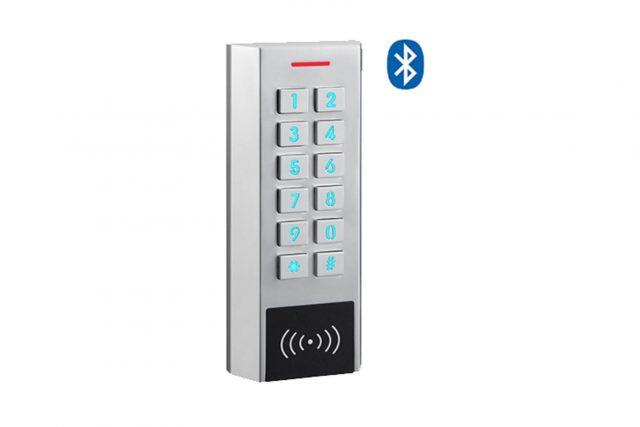Codeklavier met kaartlezer 99104