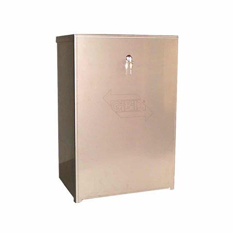 PASS2500-INOX  schuifhekopener in inox kast 3x380V