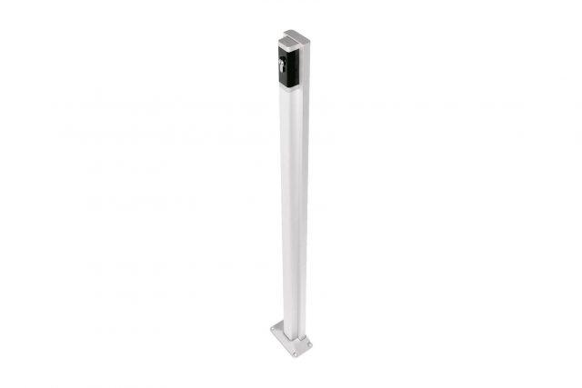 afbeelding gibidi kolom voor fotocel 110 cm 1 positie 70400