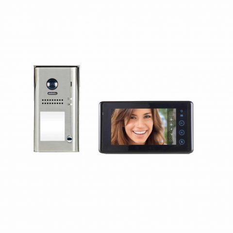 Farfisa videofoon kit 2 draads SEE EASY