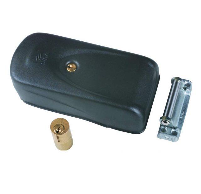 cisa 1A127 haakslot rim lock links of rechts draaiend voor draaideur vergrendeling