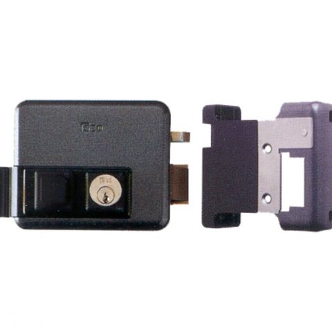 Elektrisch zijwaarts of grondslot buiten draaiend links ISB20605