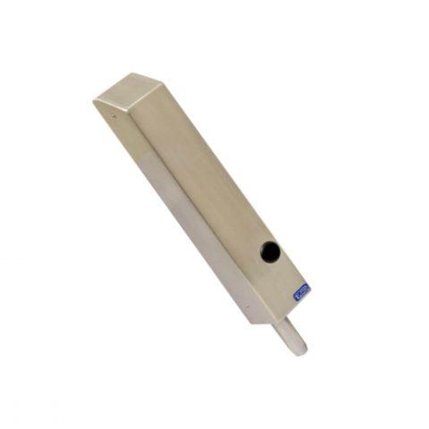 Elektromagnetische grendel 50mm slaglengte inox 28800
