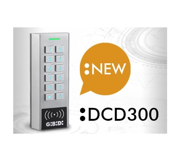 gibidi codeklavier AU02201 2 relais 999 codes